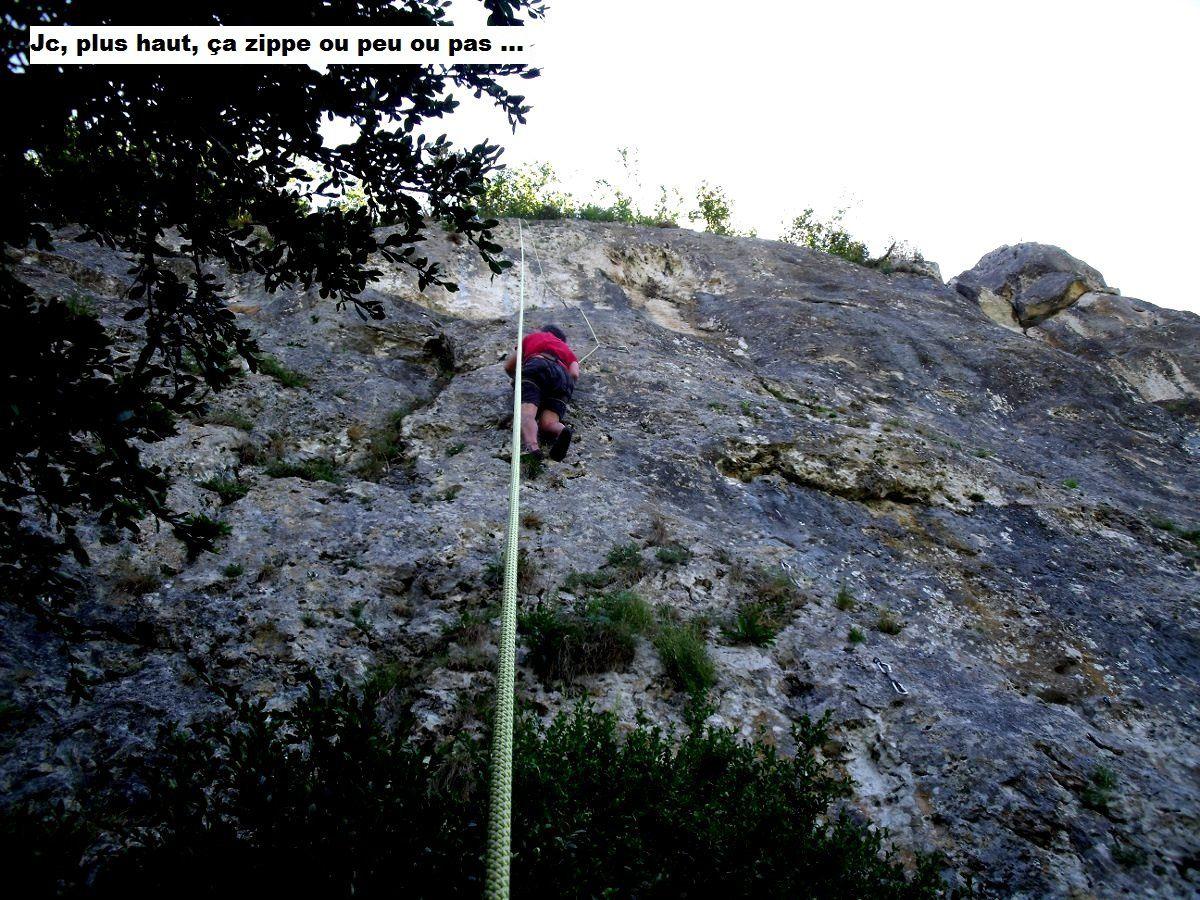Lortet, la spoulga du grimpeur