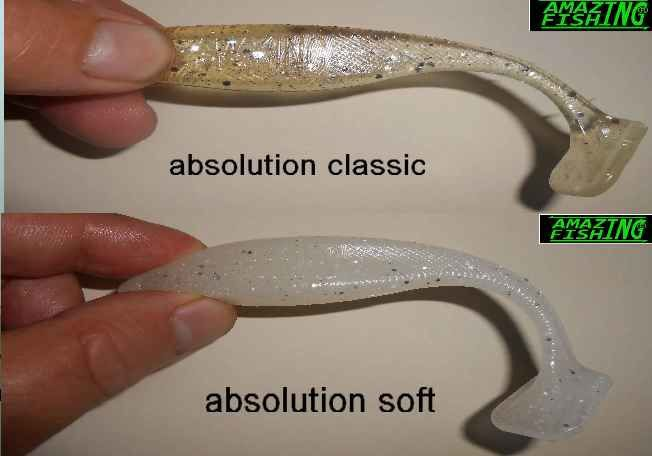 LE SHAD ABSOLUTION SOFT