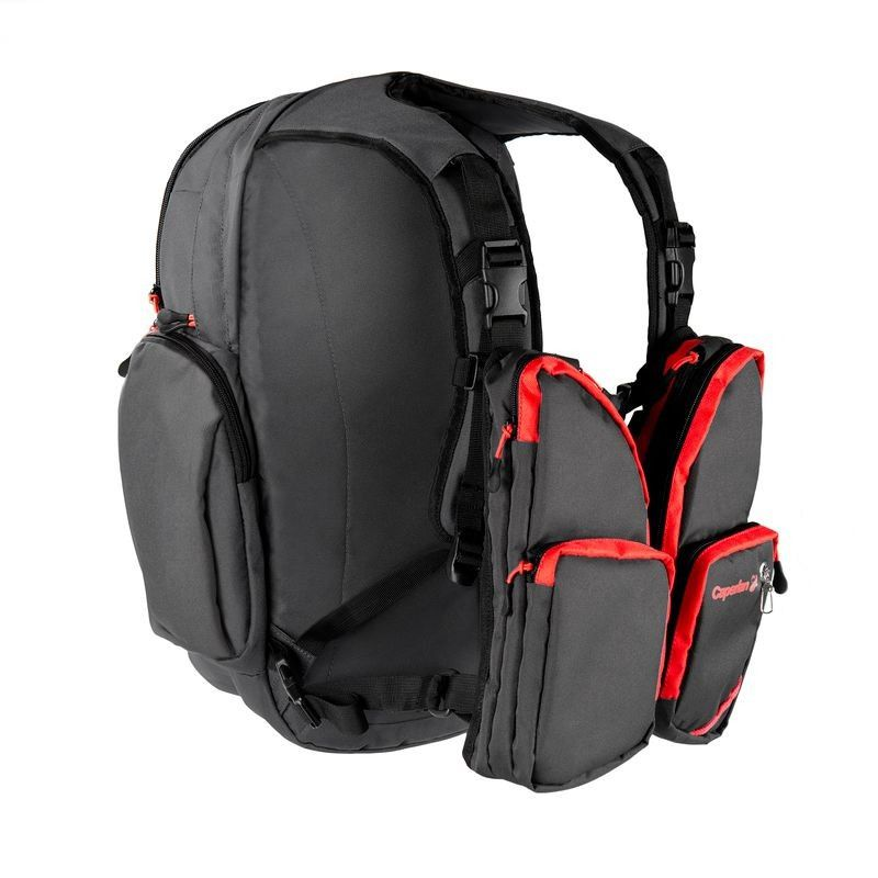 Le CHEST PACK DARK GREY CAPERLAN