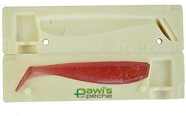 faite vos propres leurres souples avec les nouveaux moules de pawispeche et l'injecteur