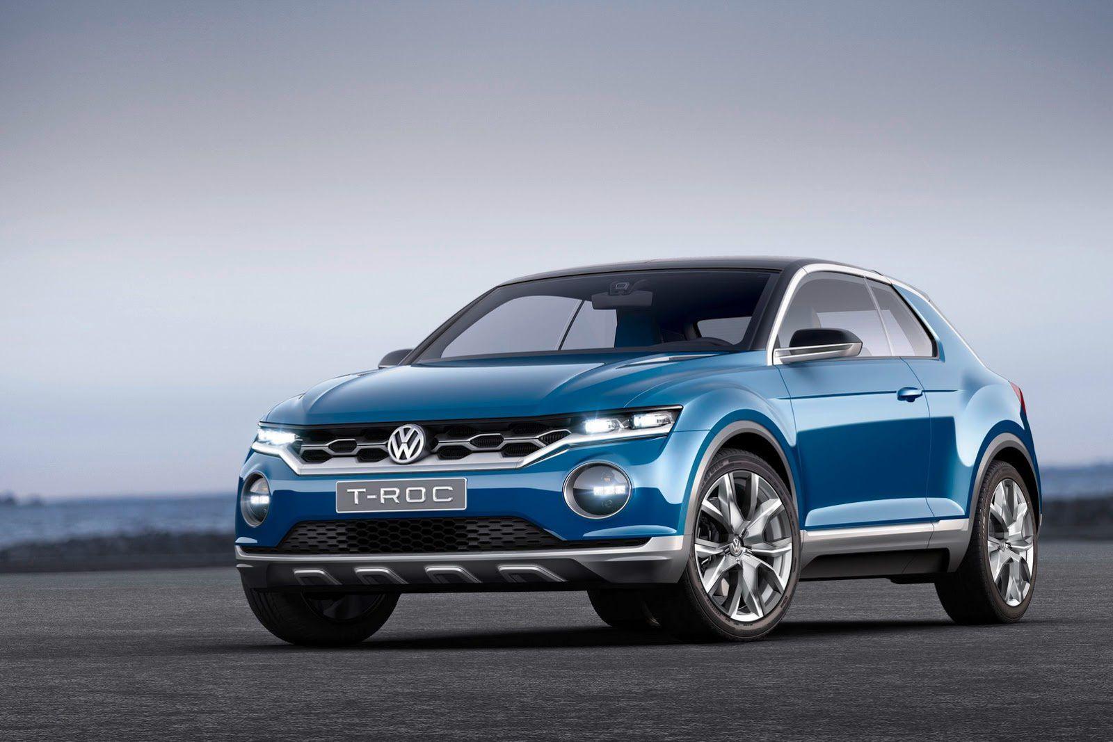 Volkswagen lève le voile sur le T-Roc