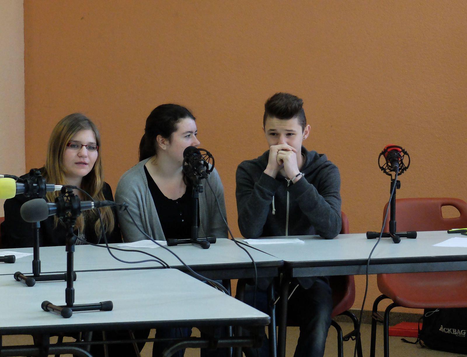 Participation des élèves de DP3 à la journée de clôture de l'édition 2013-2014 des Ardurables