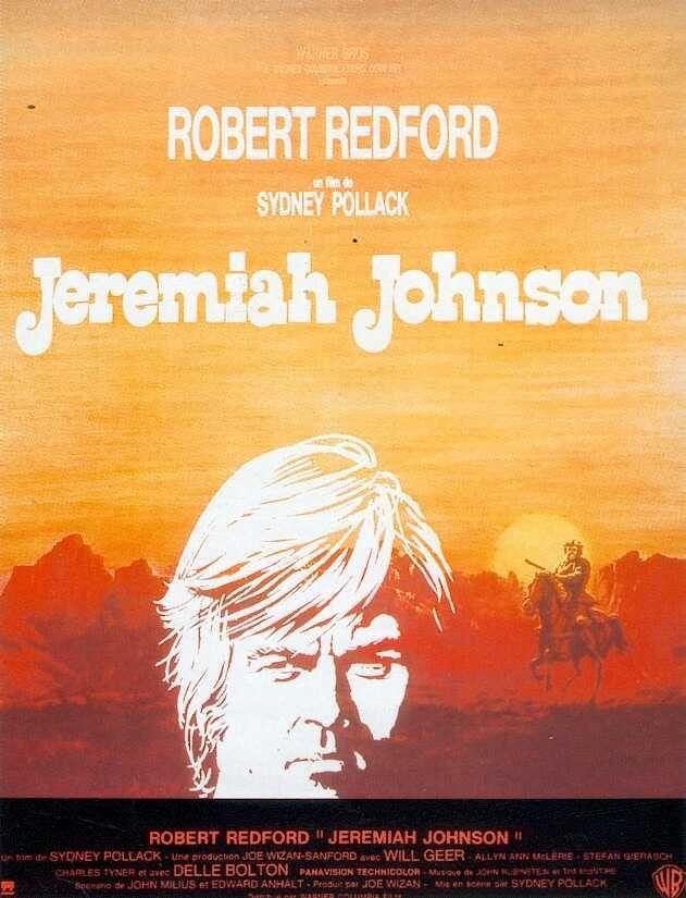 Collège au Cinéma : Jeremiah Johnson sur Arte