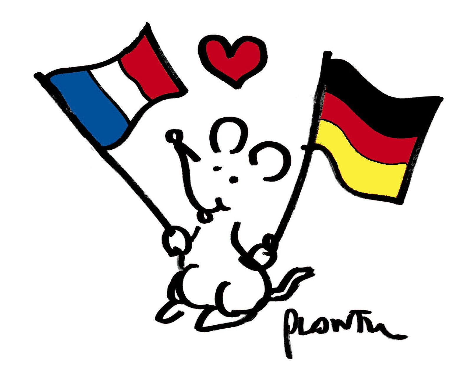 22 janvier 2016 : Journée Franco-Allemande