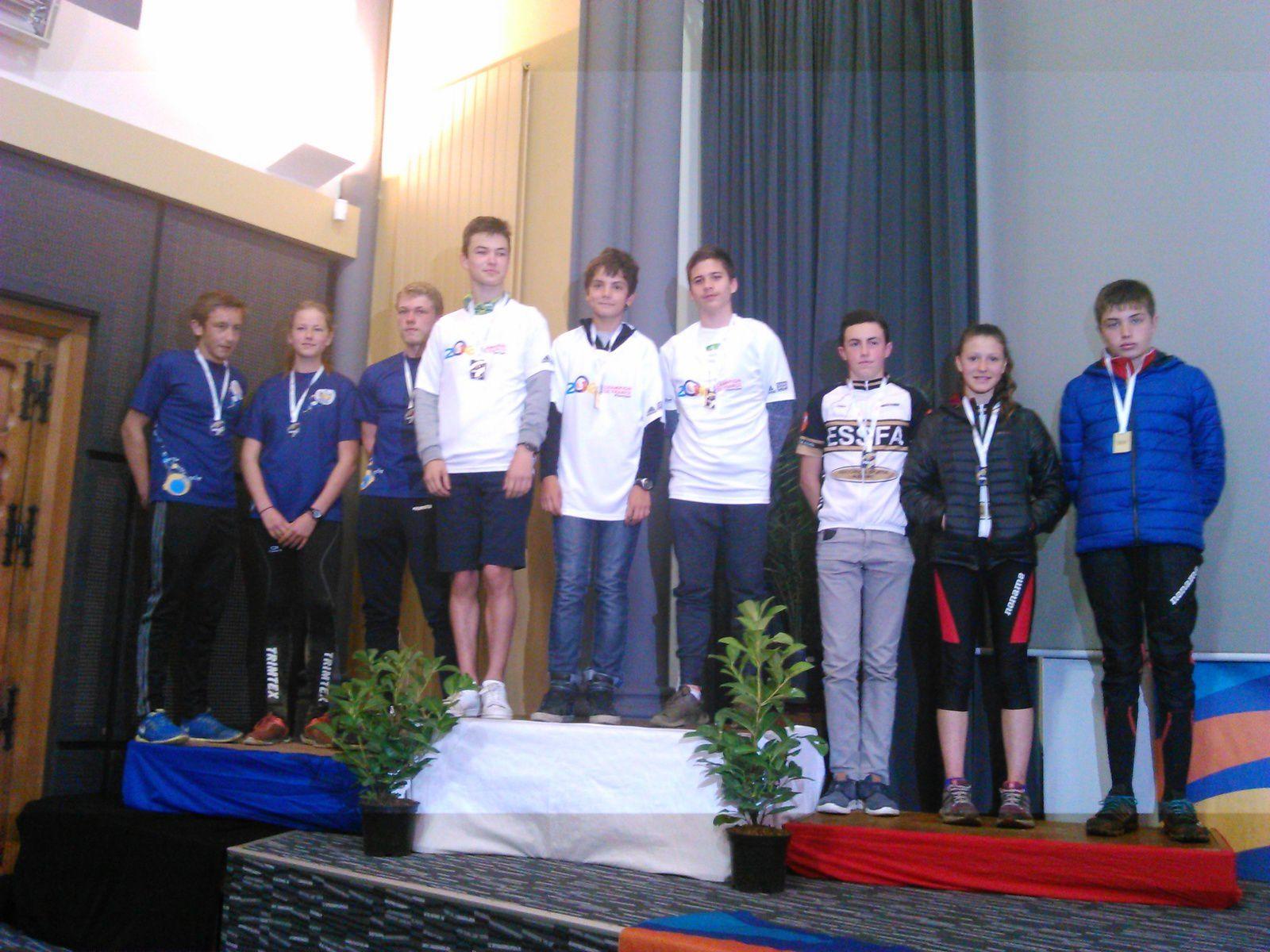 Championnats de France Course d'orientation