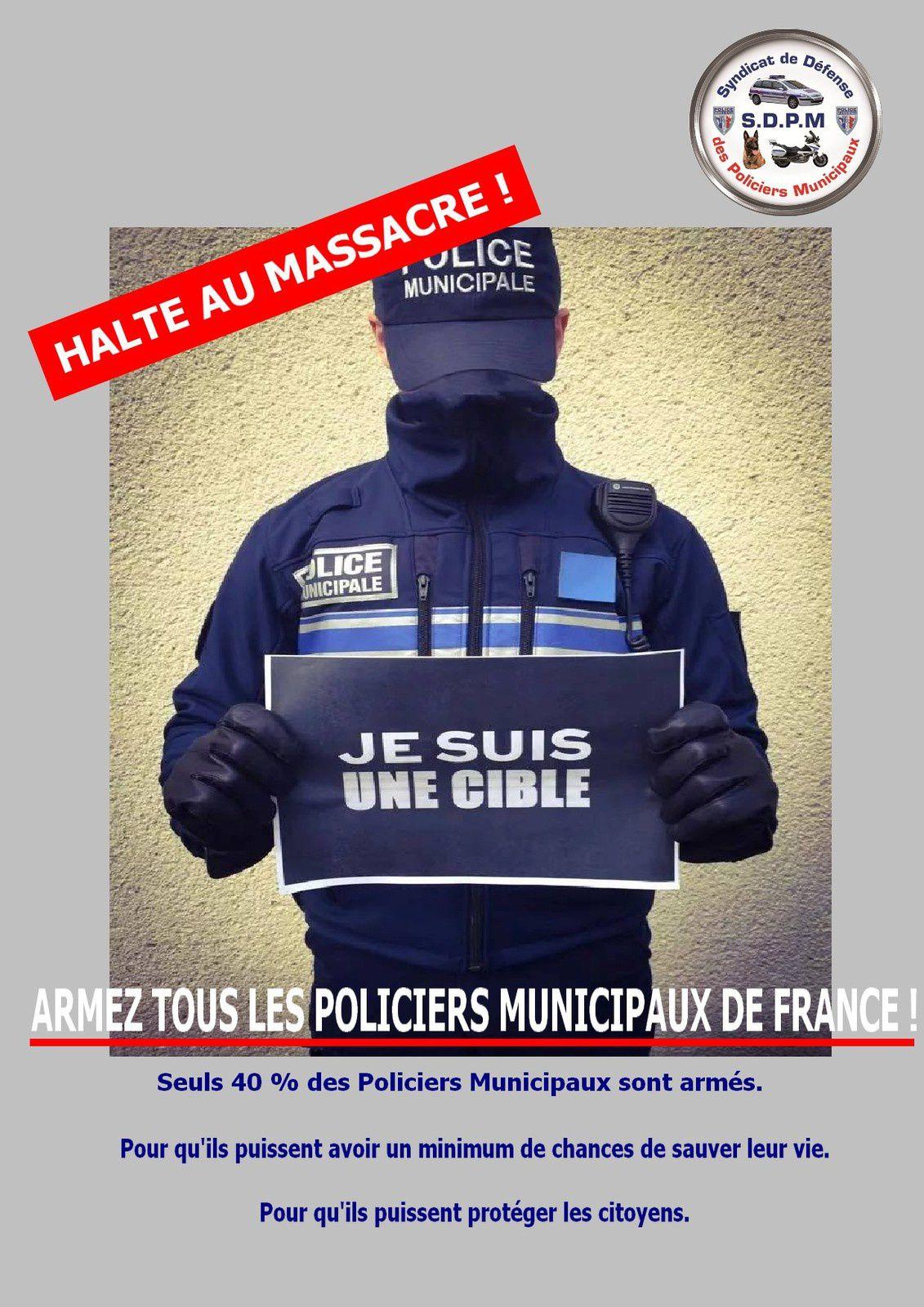 Tract : halte au massacre !