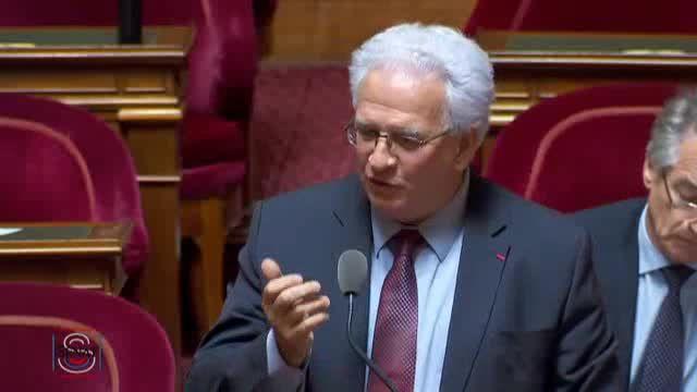M. Le Sénateur Francis DELATTRE (Val d'Oise) Groupe UMP