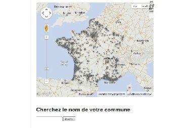 Classement des effectifs de police municipale parmi les 50 plus grandes villes de France