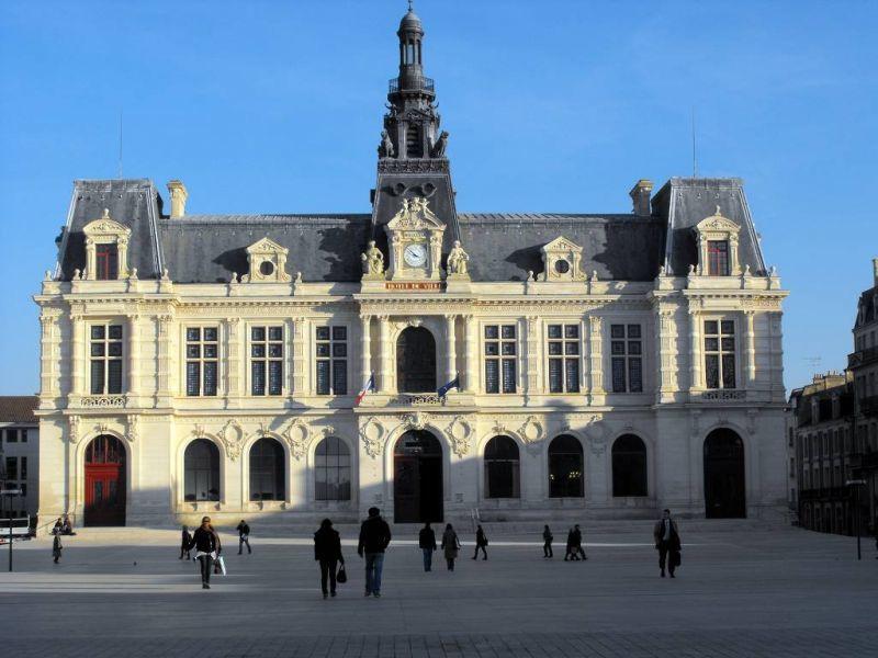 Hôtel de Ville de Poitiers (86)