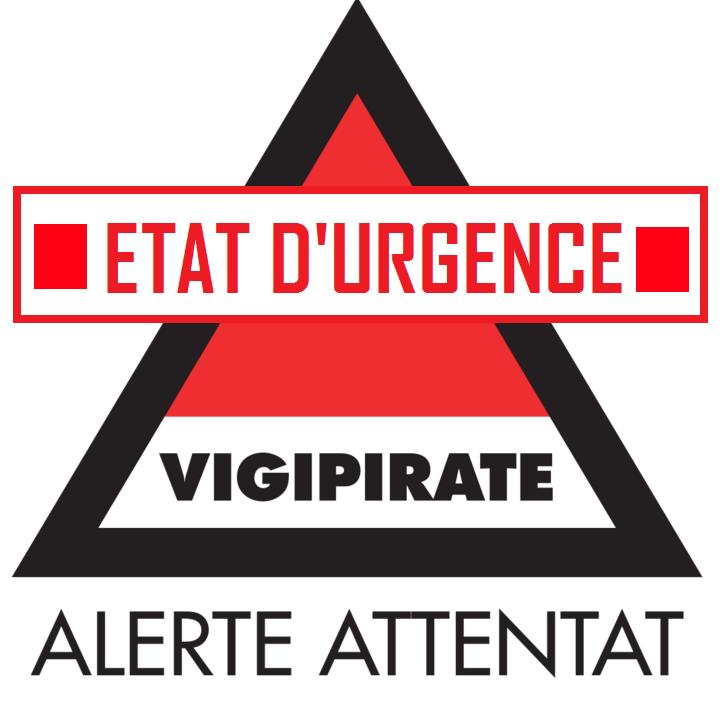 Etat d'Urgence : mesures de sécurité et droit de retrait demandés par le SDPM
