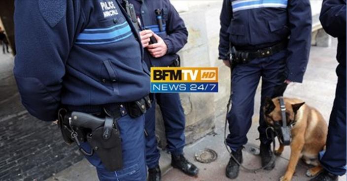 Video BFM - État d'urgence : les policiers municipaux font face à une menace quotidienne