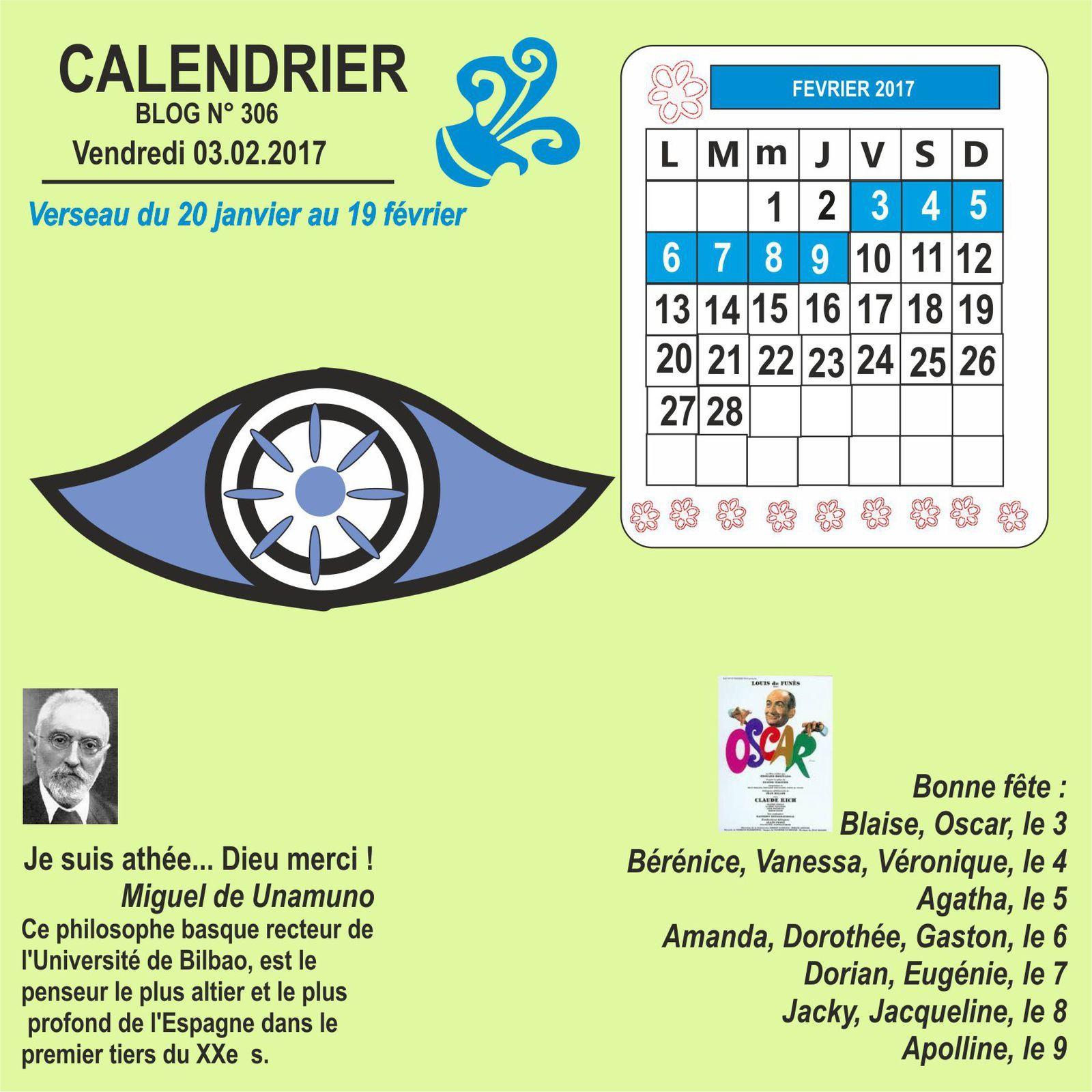 2 FEVRIER 2016 - INFOS DU CIQ