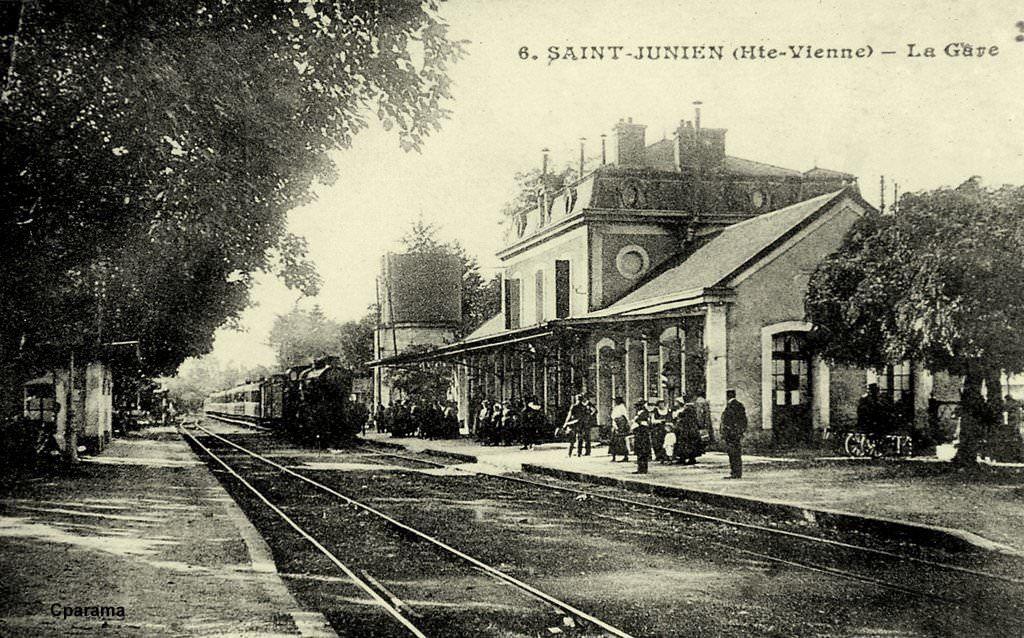 Saint Junien enlogement du 2 juillet 2016