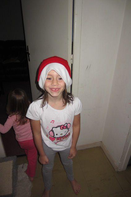 aller voir la famille c'est tout comme Noël l'excitation est grande !!!