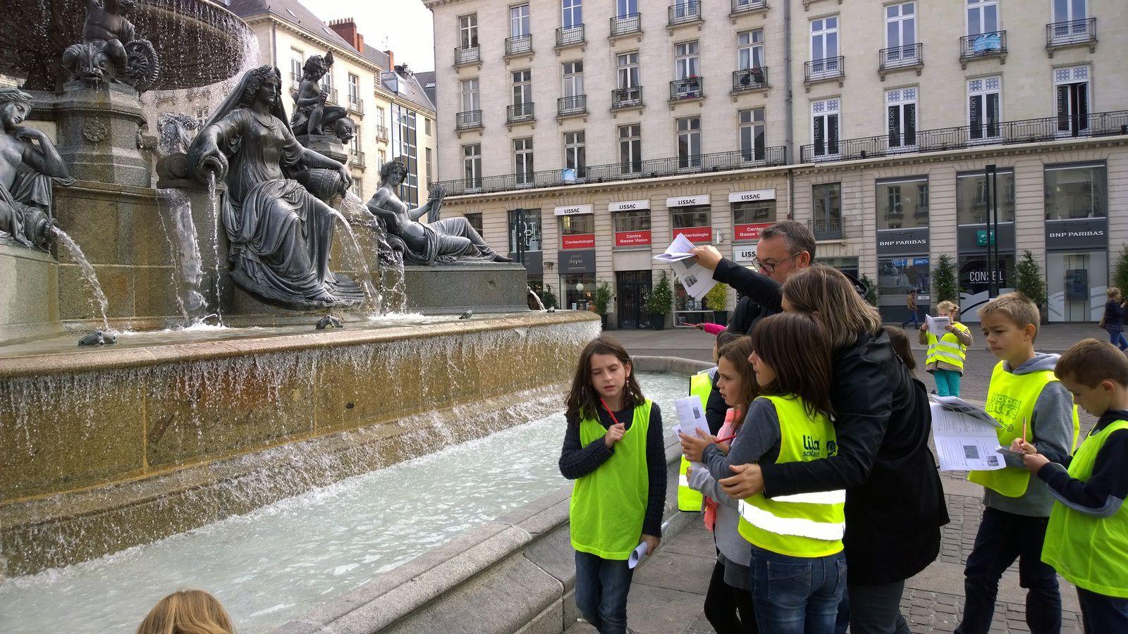 Sortie à Nantes