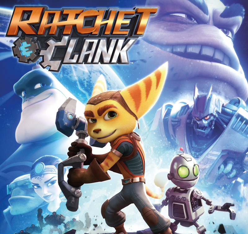 [Annonce] Ratchet & Clank - PS4