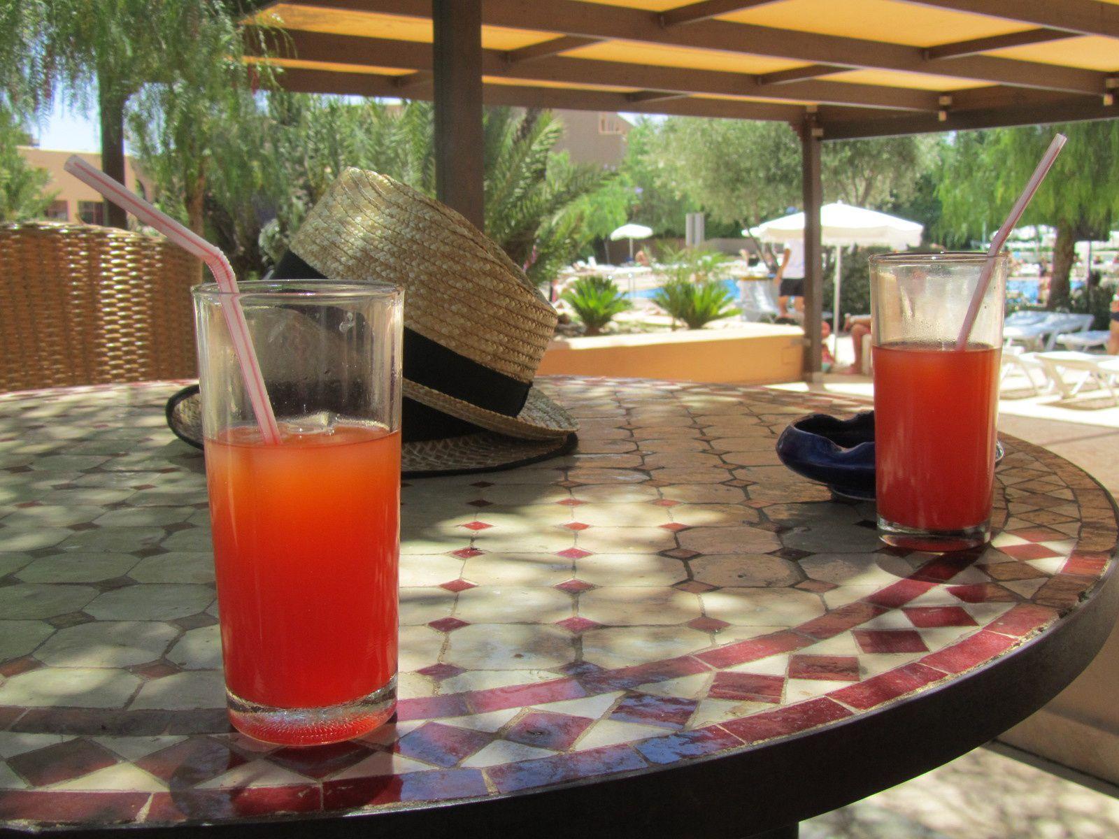 Avant Marrakech et autres....