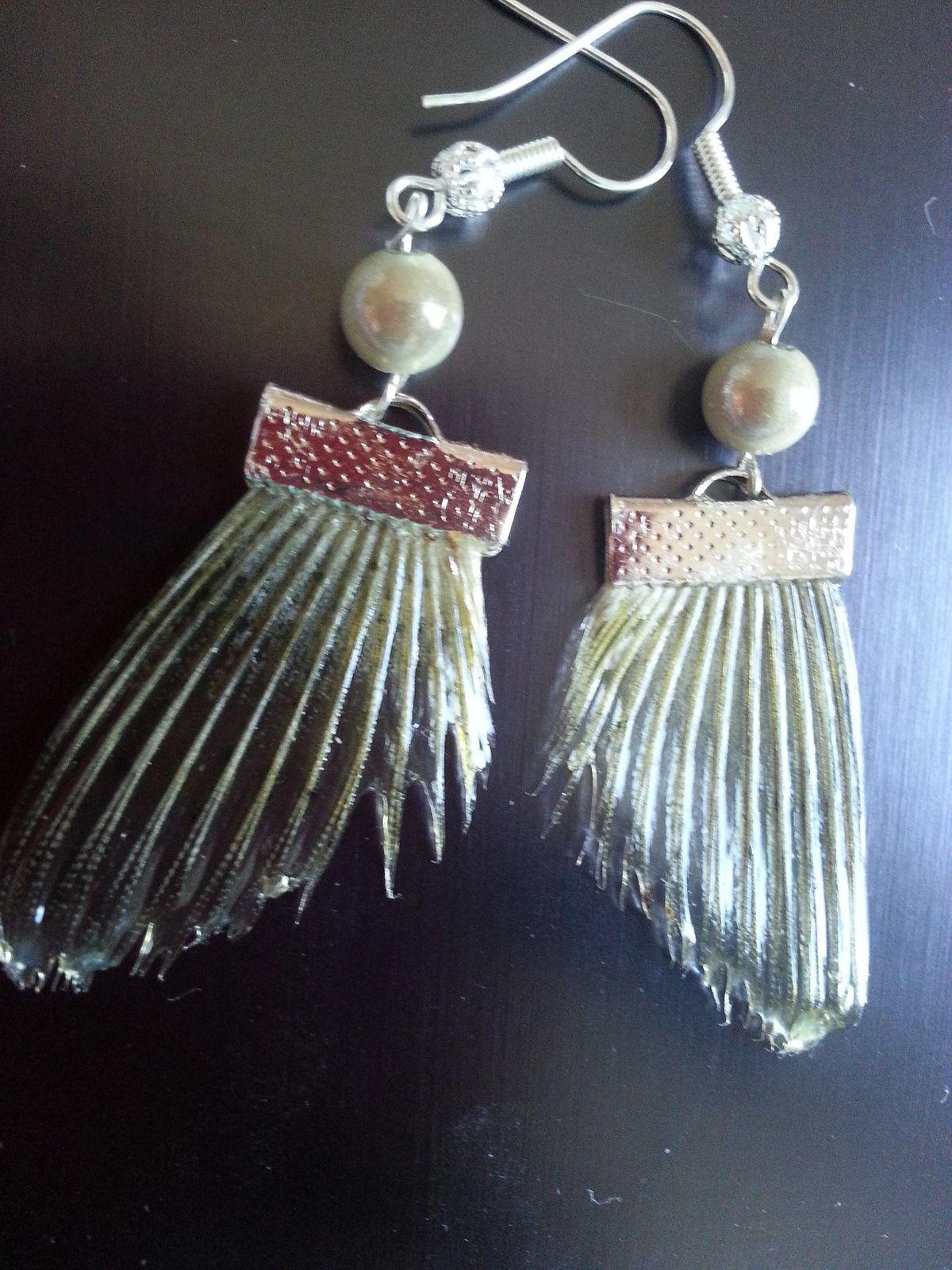 B.O nageoires, bague Perle d'Océan (vendue)