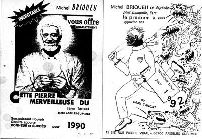 Briqueu (Michel) : Les vœux…