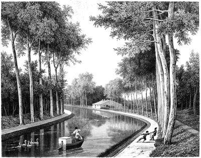 La ballade du canal