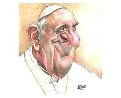 Oh Pape François, tu vois le genre ?