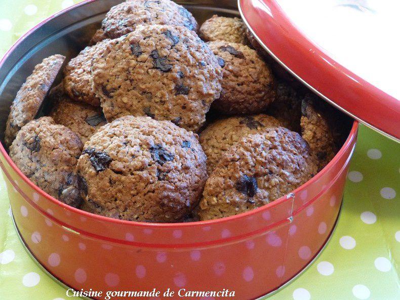 Biscuit suédois à l'avoine