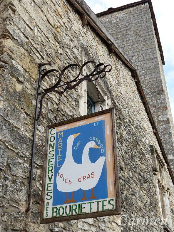 Martel (Lot, Midi-Pyrénées) - Un des plus beaux villages de Fance