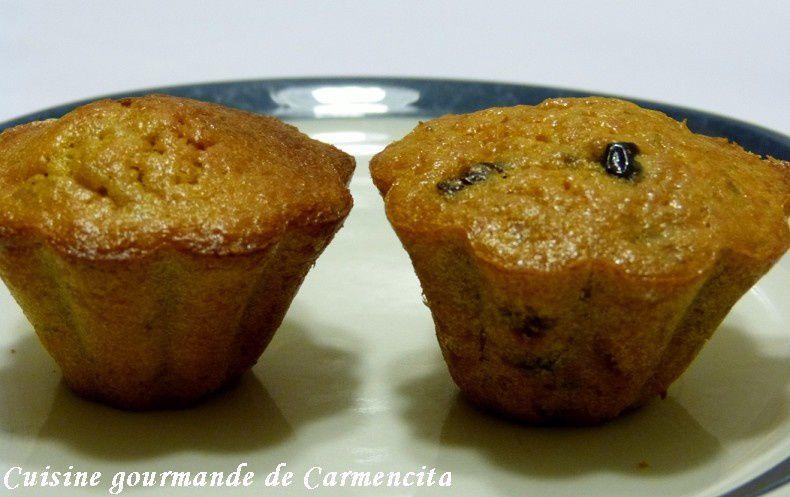 Patates douces façon muffins