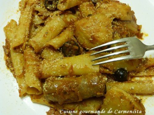 Pâte Candele Napolitane (bougies de naples)