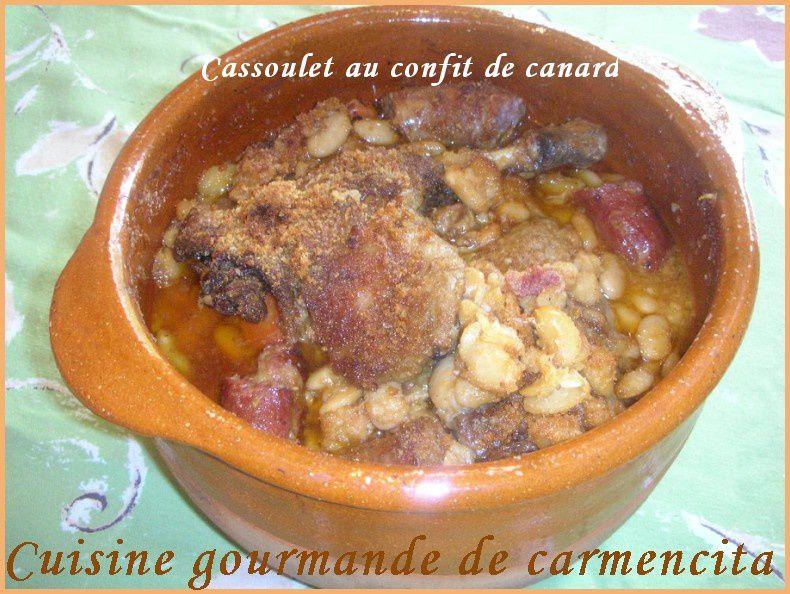 Cassoulet Toulousain