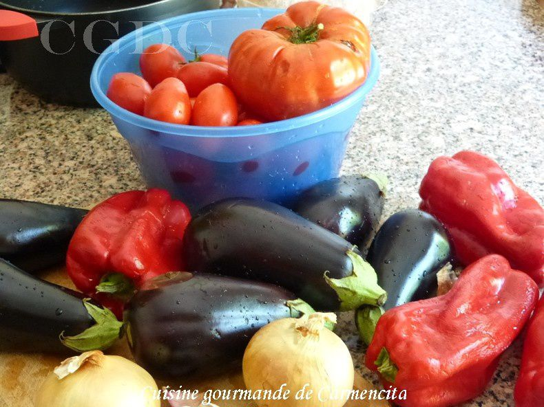 Conserve sauce salsa