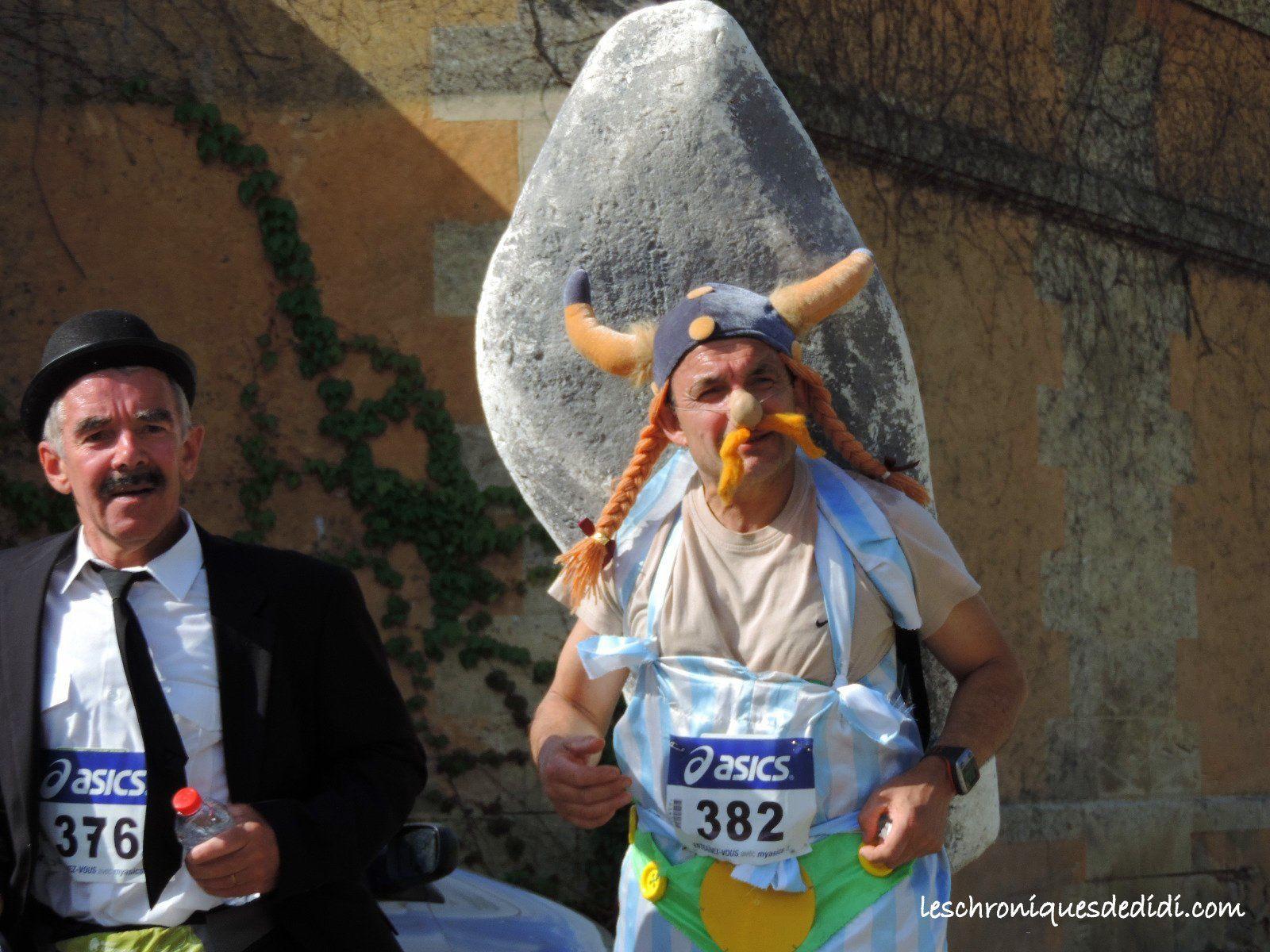 Le marathon de Blaye, c'est festif !