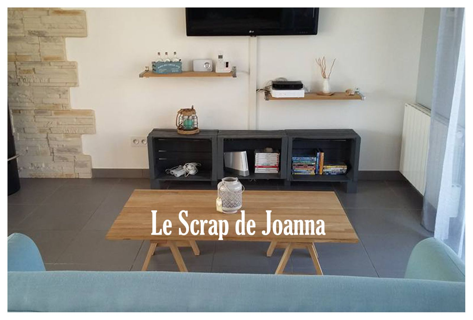 Meuble Tv Caisse A Pomme - Caisse Pommes Le Scrap De Joanna[mjhdah]https://www.simplyabox.fr/1069-thickbox_default/meuble-tv-6s2h.jpg