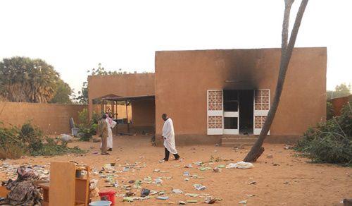 Une preuve de la démission de l'islam modéré, de la classe politique : il n'y a pas eu de mobilisation populaire au Niger face à Boko Haram