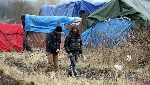 Un camp toléré pour évacuer les squats