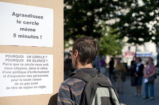 Le « Cercle » de Marseille se réunit tous les 3ème jeudi du mois, de 17h30 à 18h30 à l'angle Cours St Louis / Canebière.