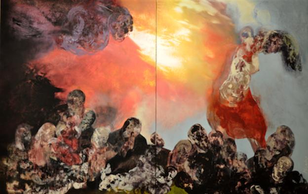 Christophe Miralles, Le souffle, basa 2011