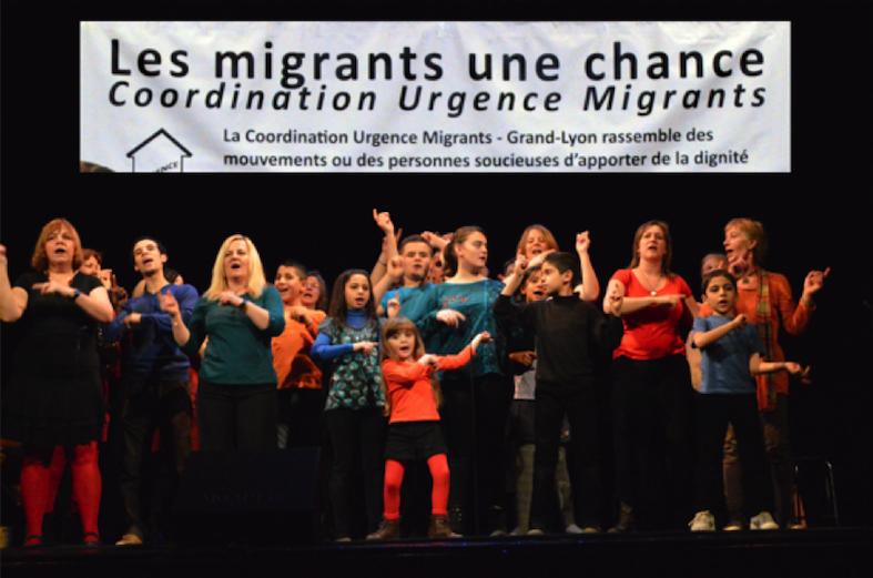 Les Chant' sans pap'Yé en concert : Chantons la solidarité pour faire taire la haine et le rejet