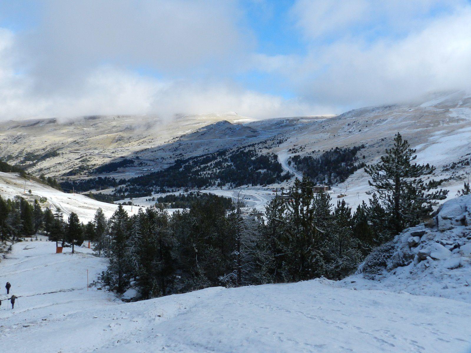 et nous voilà à Andorre