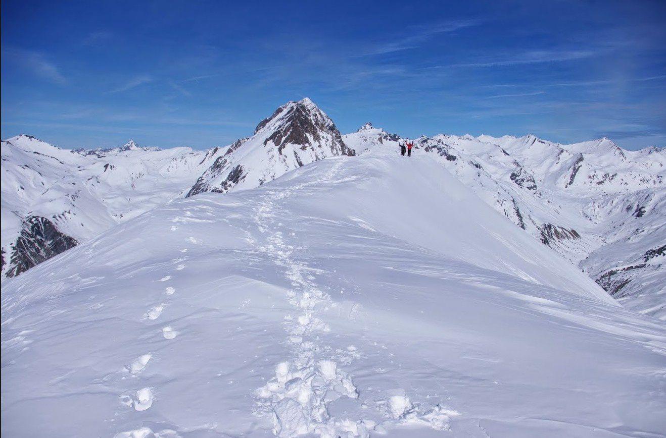 Ubaye 9 mars - L'Alpet