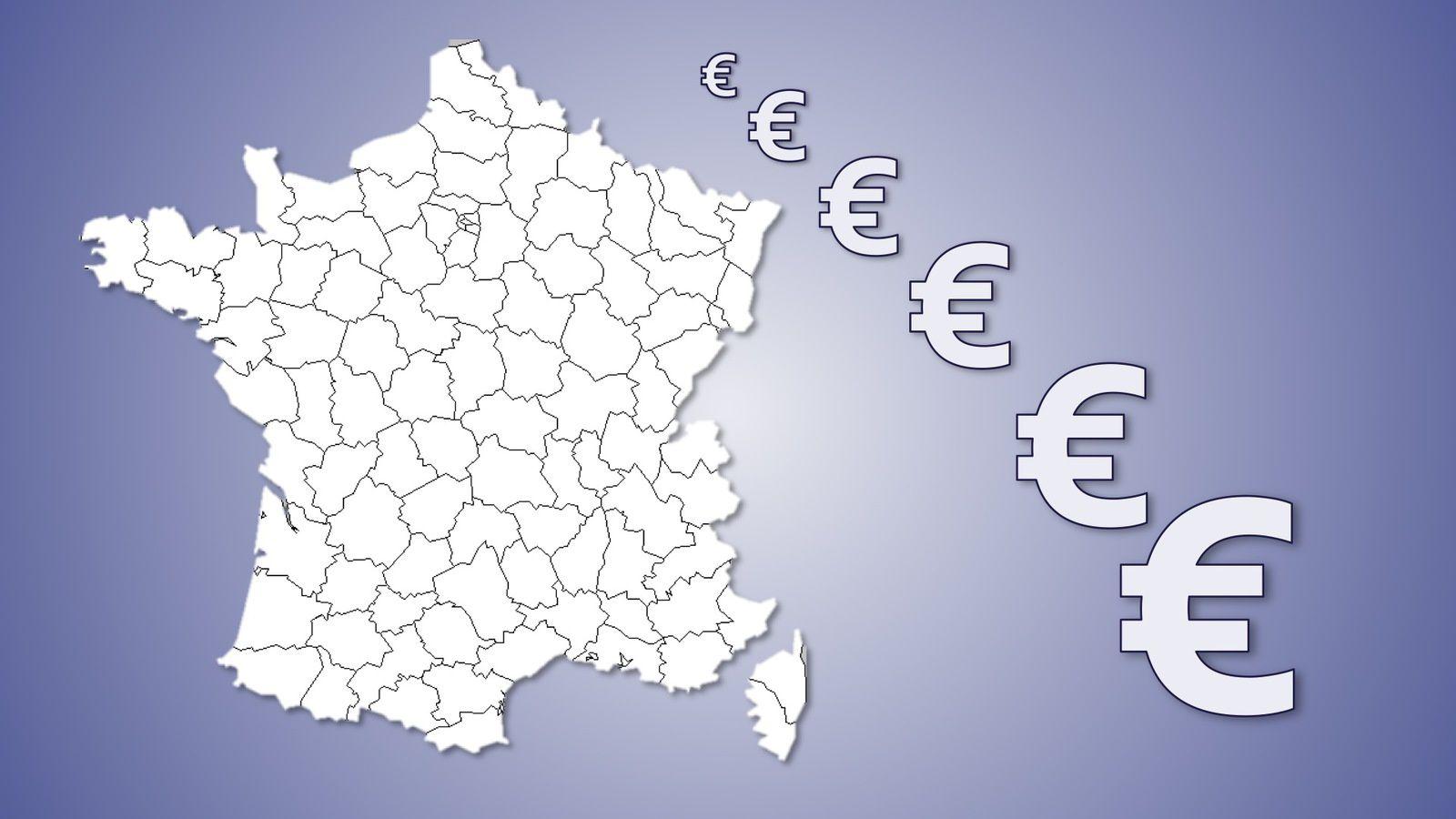 EXCLU - Des différences de prix entre les régions (1/2)