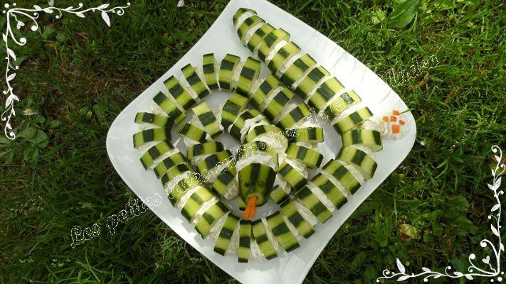 serpent concombre les petites id es culinaires de chris andco. Black Bedroom Furniture Sets. Home Design Ideas