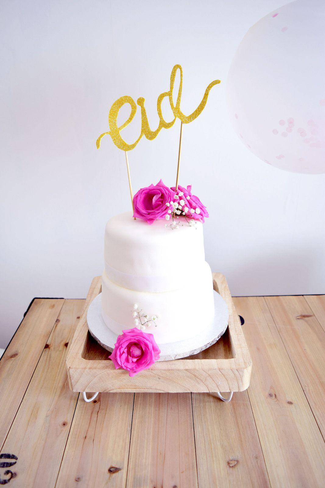 Ma sweet table spécial Eid
