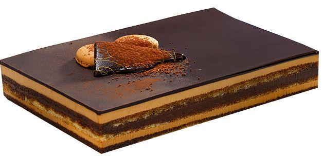 Opera Cafe Cakes