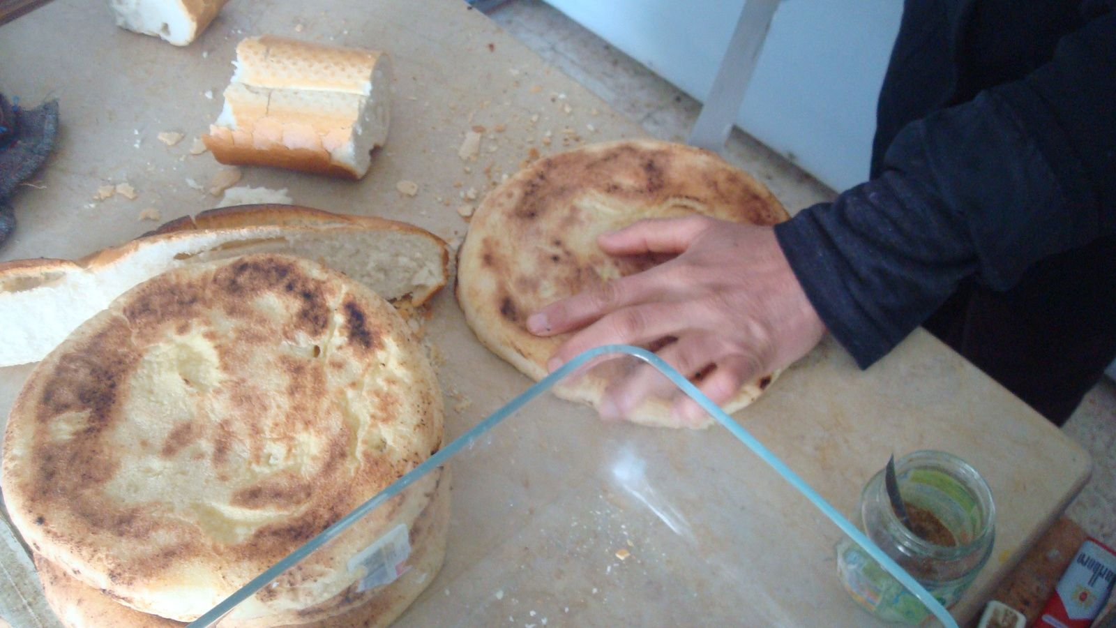Le sandwich de Matmata
