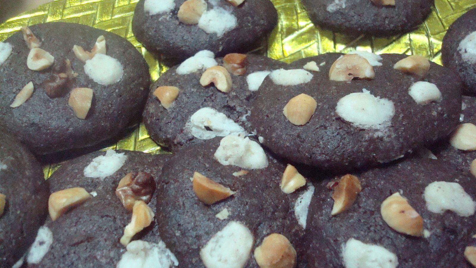 Cookies Oréo cacao
