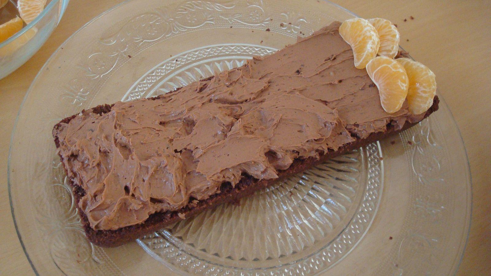 La clémentine s'invite au dessert