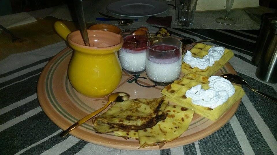 My Tamezreti Lunch