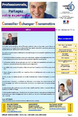 Newsletter CET n°8