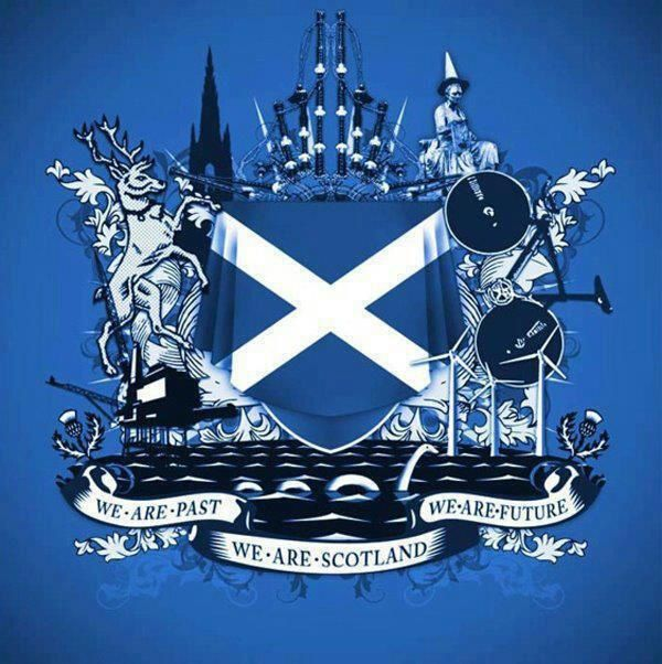 Scotland and the scots